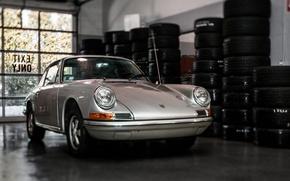Picture Porsche, 1967, Silvery