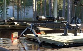 Picture Germany, cartridges, LRS2, German sniper rifle, Blaser 93