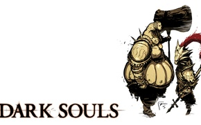 Picture dark souls, Dark souls, A dragon Slayer Ornstein and Executioner Smog