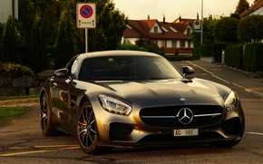 Picture Mercedes, AMG, Street, GT-S