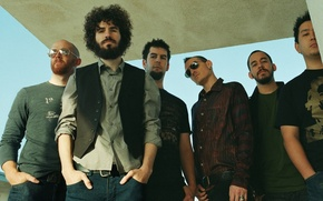 Picture music, group, linkin park, alternative
