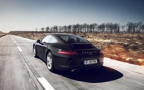 Picture 911, Porsche, Coupe, Carrera, 991