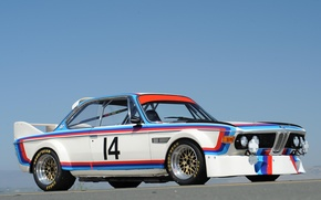 Picture BMW, Coupe, Legends, 1973, (E9), Group 2, 3.0 CSL, Competition