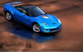 Picture Cars, Chevrolet Corvette ZR1, NFS Hot Pursuit 2010, Ceej