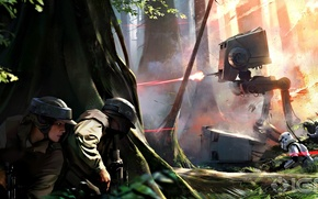 Picture Star Wars, star wars, Battlefront