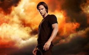 Picture Supernatural, Supernatural, Jared Padalecki, Sam Winchester, Over The Padalecki Jared