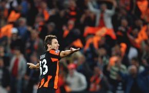 Picture Football, Darijo Srna, Donetsk, Miner, Player, Shakhtar