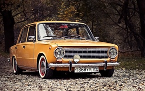 Picture tuning, VAZ, 2101