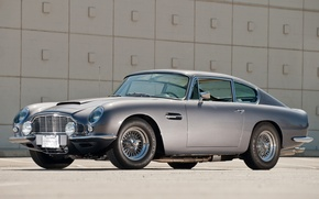 Picture background, Aston Martin, Vantage, classic, 1965, the front, Aston Martin, Vantazh, ДБ6, DB6
