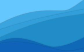 Picture line, blue, blue, texture