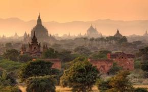 Picture asia, temple, burma, myanmar