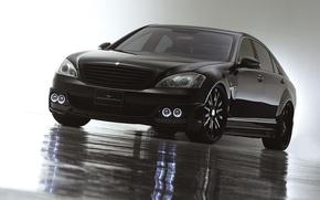 Picture Mercedes-Benz, brabus, w221