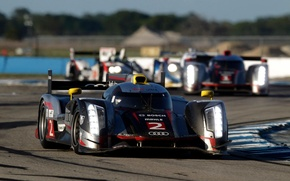 Picture Audi, sport, Ultra, 12 Hours Of Sebring