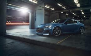 Picture background, Subaru, Subaru, the front, QUICK, BRZ