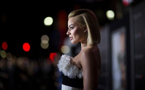 Picture profile, Margot Robbie, Margot Robbie, ENTERTAINMENT, UNITED STATES