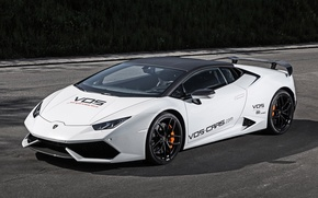 Picture Lamborghini, Huracan, 2016, YOUR Performance