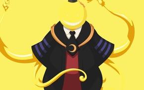 Picture ufo, moon, game, hat, yellow, alien, smile, anime, school, assassin, asian, manga, sensei, japanese, oriental, …