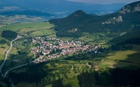 Picture nature, nice, Slovakia, Liptov, Valaska Dubova