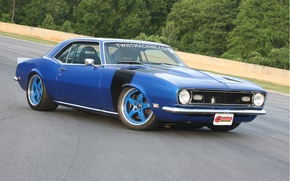 Picture Chevrolet, Camaro, Wheels, SO3P