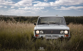 Picture car, sedan, Lada, Lada, 2106, Schoch, VAZ, Vaz, six