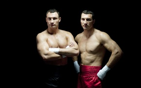 Picture Boxing, box, legends, klitshko, the Klitschko brothers