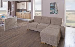 Picture design, sofa, interior, kitchen, dining room