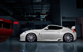 Picture car, tuning, garage, Nissan, Nissan 370Z