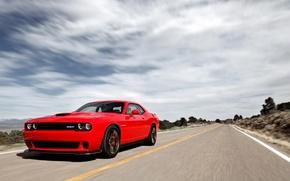 Picture Dodge, Challenger, SRT, Hellca