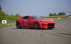Picture Jaguar, Red, F-Type
