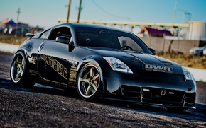 Picture tuning, cars, nissan, 350z, cars, Nissan, auto wallpapers, car Wallpaper, auto photo