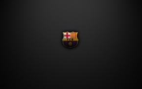 Picture style, sport, signs, symbols, football clubs, Barcelona football, emblems