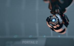 Wallpaper Whitley, GLaDOS, Aperture Science, Portal 2