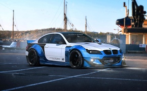 Picture BMW, E92, Rendering, Stanceworks, by Khyzyl Saleem, RB Kit