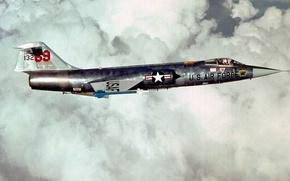 Picture fighter, Lockheed, Starfighter, F-104