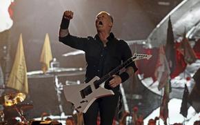 Picture music, scene, music, concert, Rock, musician, electric guitar, Rock, singer, Metallica, the poet, thrash metal, …