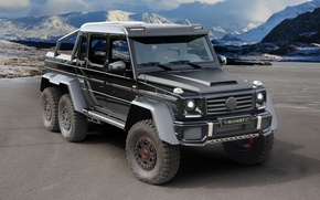 Picture Mercedes, Mansory, 6x6, G63 AMG