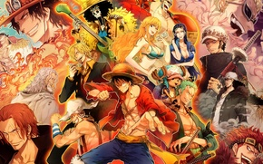 Picture game, Chopper, One Piece, anime, Robin, asian, Shanks, belly, manga, japanese, oriental, asiatic, Ace, Nami, …