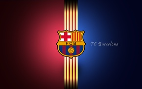 Wallpaper FC Barcelona, Leopard, Barcelona, FC Barcelona, Barca