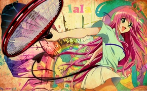 Picture anime, love trouble, Lala, Lala, to love-ru