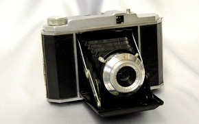 Picture background, the camera, lens, case, rarity, Foinix O. S