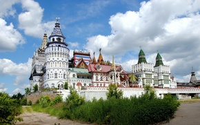 Picture city, the city, background, castle, wall, widescreen, Wallpaper, The Kremlin, wallpaper, wall, widescreen, background, dome, ...