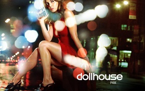 Picture lights, gun, Eliza dushku, a doll's house
