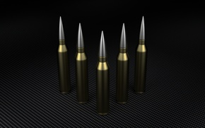 Picture weapons, rendering, bullet, cartridge, render, Blender, ammo, ammunition, army, bullet, the dark background, steel