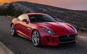 Picture jaguar, coupe, f-type