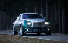 Picture Rolls-Royce, Mansory, 2014, Wraith