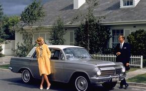 Picture auto, retro, sedan, Special, 1965, Sedan, 1963, Holden