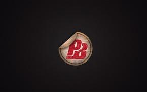 Picture minimalism, logo, logo, Point Blank, point blank