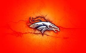 Wallpaper 2014, Wallpaper, the Denver Broncos, Orange, Denver Broncos