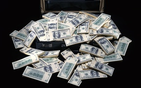Picture case, money images, bills photo, dollars Wallpaper