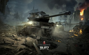 Picture The is-2, World of Tanks, World Of Tanks, Wargaming Net, Heavy Tank, WoTB, Flash, WoT: …